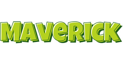 Maverick summer logo