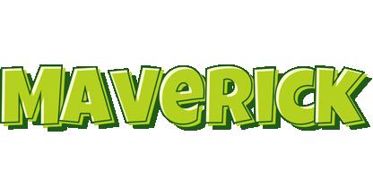 Maverick summer logo