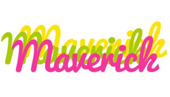 Maverick sweets logo