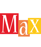 Max colors logo