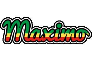 Maximo african logo