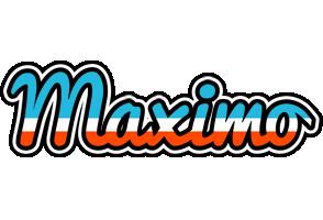 Maximo america logo