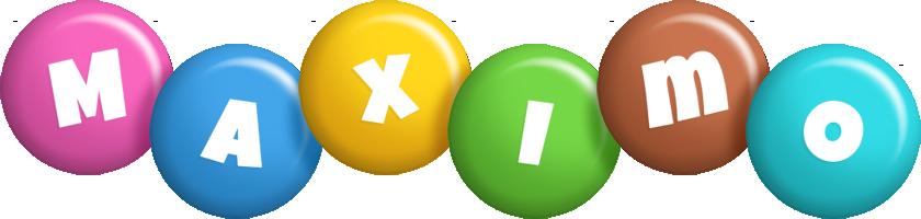 Maximo candy logo