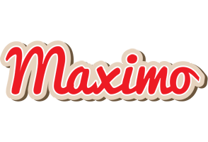 Maximo chocolate logo