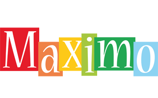Maximo colors logo