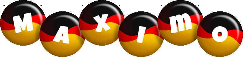 Maximo german logo