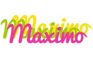 Maximo sweets logo