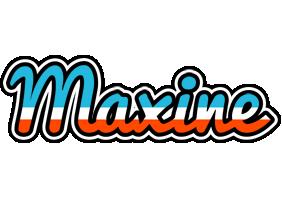 Maxine america logo
