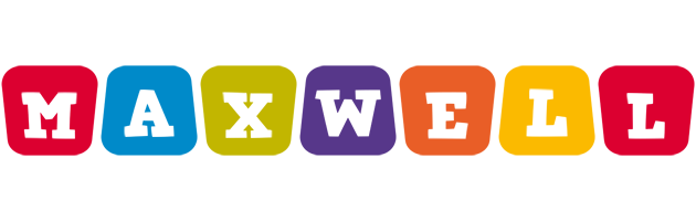 Maxwell daycare logo