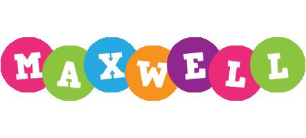 Maxwell friends logo