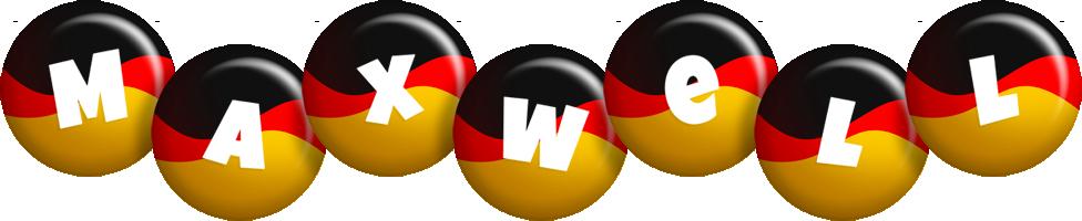 Maxwell german logo