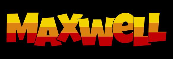 Maxwell jungle logo