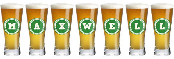 Maxwell lager logo