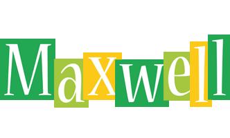 Maxwell lemonade logo
