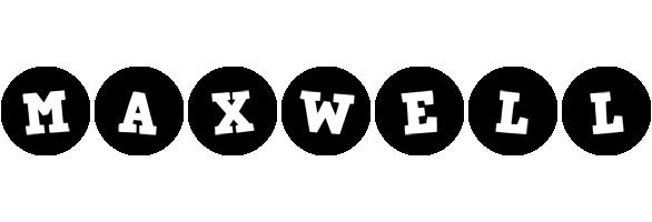 Maxwell tools logo