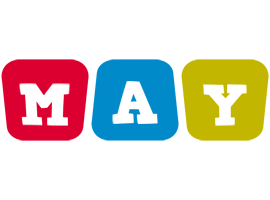 May kiddo logo