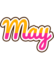 May smoothie logo