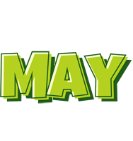 May summer logo