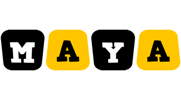 Maya boots logo