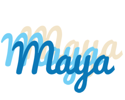 Maya breeze logo