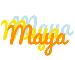 Maya energy logo