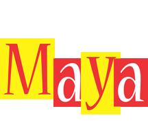 Maya errors logo