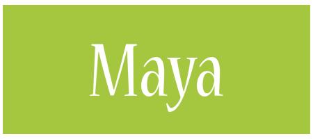 Maya family logo