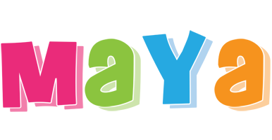 Maya friday logo