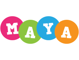 Maya friends logo