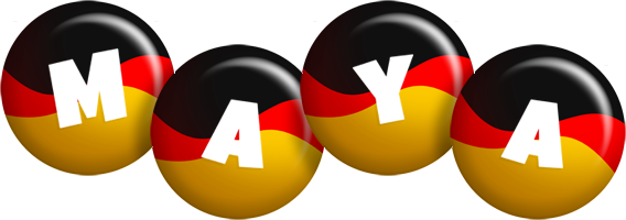 Maya german logo