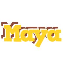 Maya hotcup logo
