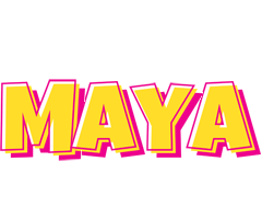 Maya kaboom logo