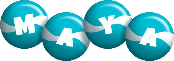 Maya messi logo