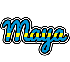 Maya sweden logo