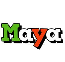 Maya venezia logo