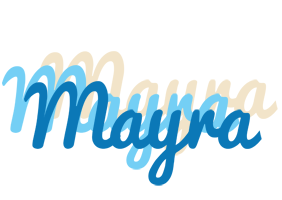 Mayra breeze logo