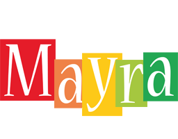 Mayra colors logo