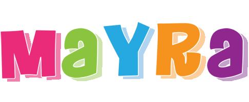 Mayra friday logo