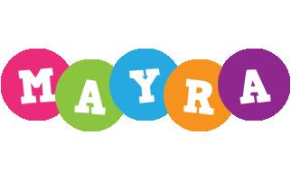 Mayra friends logo