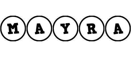 Mayra handy logo