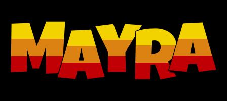 Mayra jungle logo