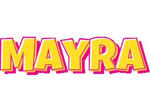 Mayra kaboom logo