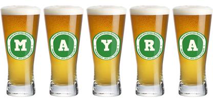 Mayra lager logo
