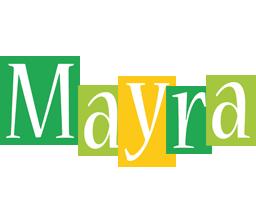 Mayra lemonade logo