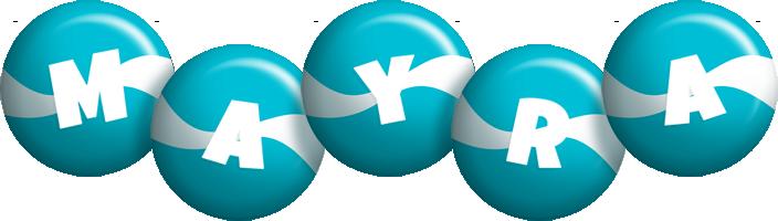 Mayra messi logo
