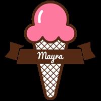 Mayra premium logo