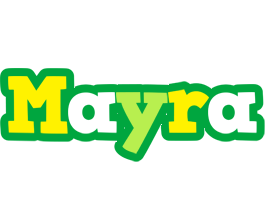 Mayra soccer logo