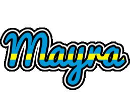 Mayra sweden logo