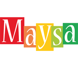 Maysa colors logo