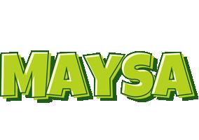 Maysa summer logo